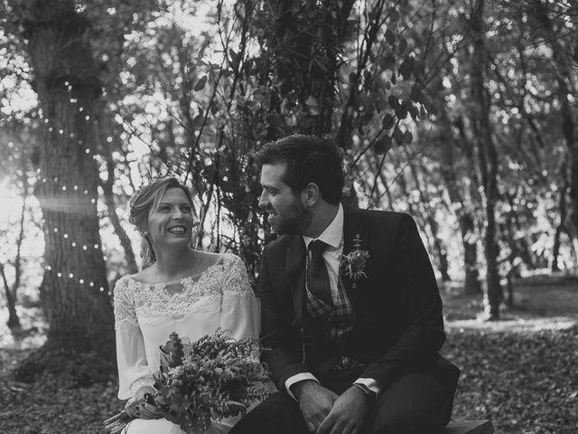 La boda de Alberto y Cintia en Ferrol, A Coruña 2