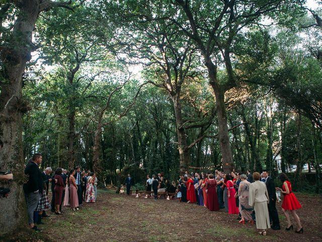 La boda de Alberto y Cintia en Ferrol, A Coruña 12