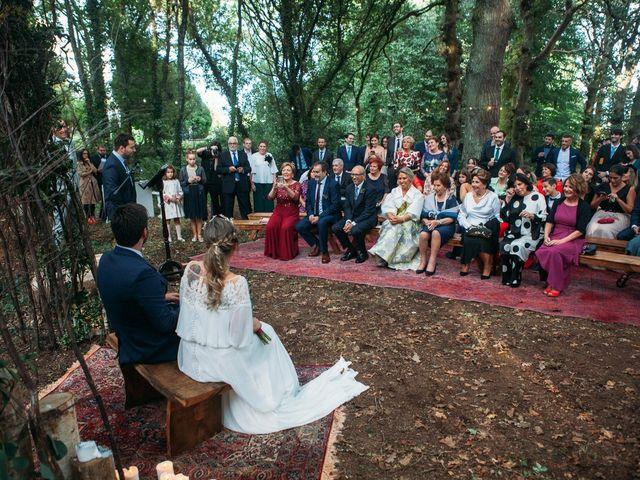 La boda de Alberto y Cintia en Ferrol, A Coruña 13