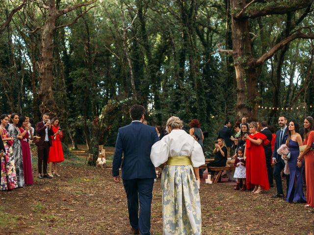 La boda de Alberto y Cintia en Ferrol, A Coruña 44