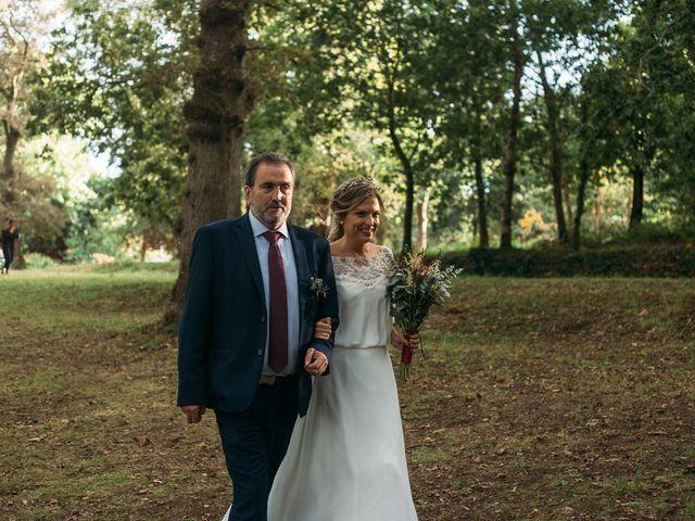 La boda de Alberto y Cintia en Ferrol, A Coruña 45