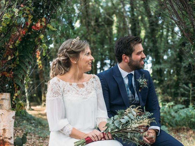 La boda de Alberto y Cintia en Ferrol, A Coruña 50