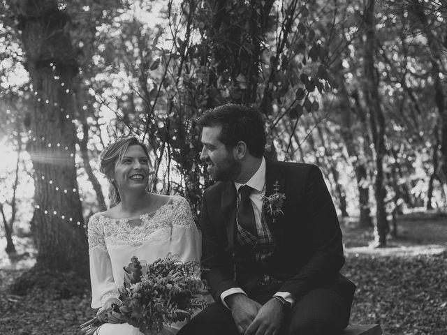 La boda de Alberto y Cintia en Ferrol, A Coruña 54
