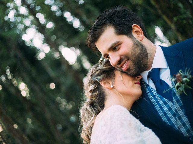 La boda de Alberto y Cintia en Ferrol, A Coruña 82