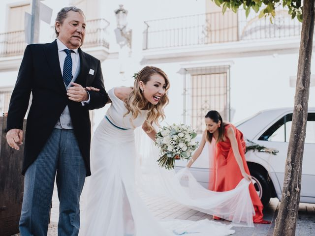 La boda de Manu y Pilar en Huelva, Huelva 11