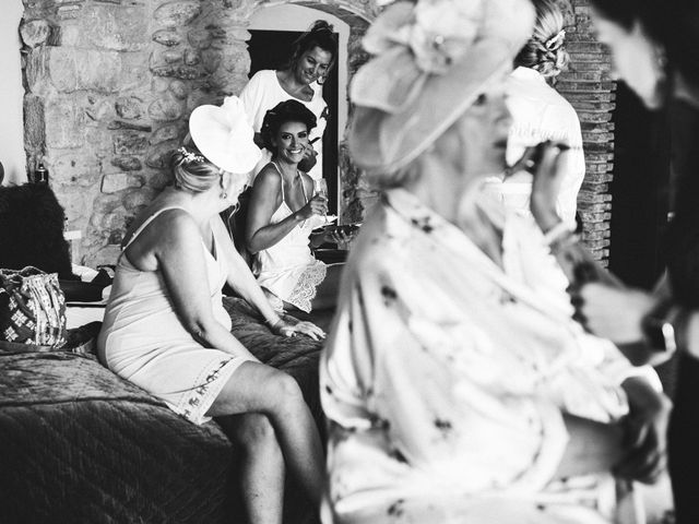 La boda de Zachary y Claudia en La Bisbal d'Empordà, Girona 10