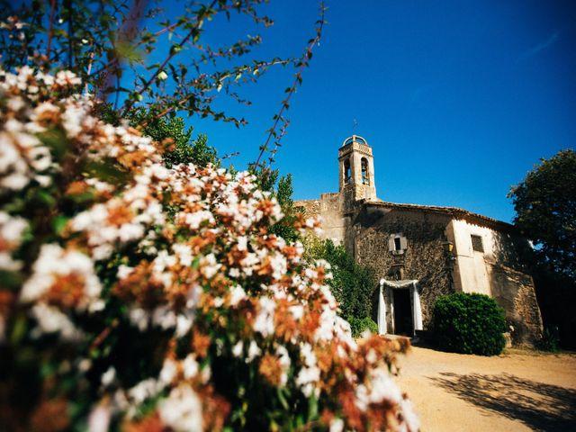 La boda de Zachary y Claudia en La Bisbal d'Empordà, Girona 12
