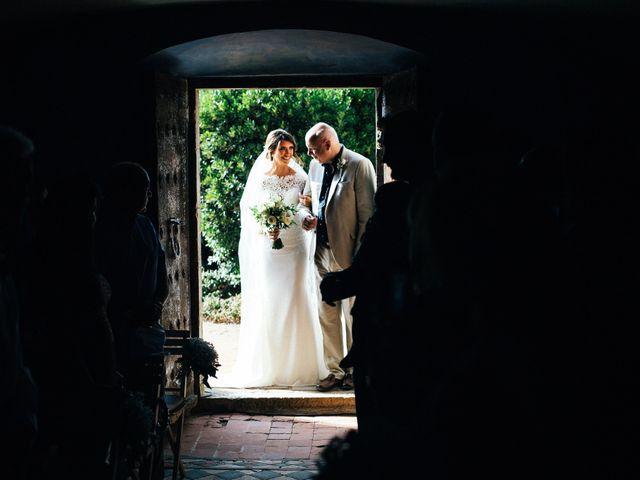 La boda de Zachary y Claudia en La Bisbal d'Empordà, Girona 13
