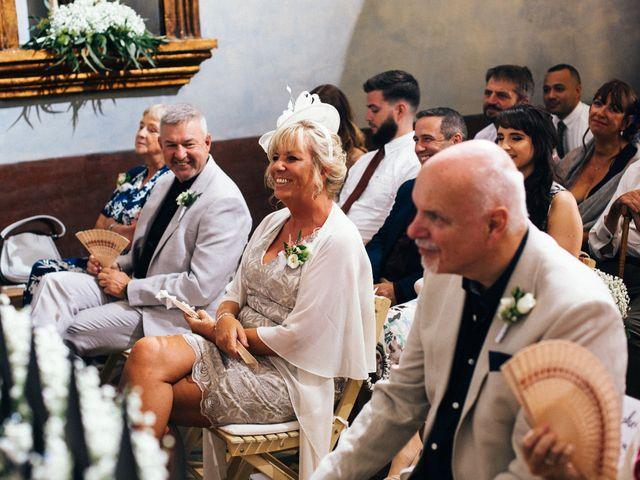 La boda de Zachary y Claudia en La Bisbal d'Empordà, Girona 15