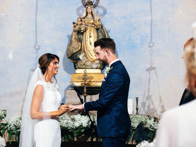 La boda de Zachary y Claudia en La Bisbal d'Empordà, Girona 18