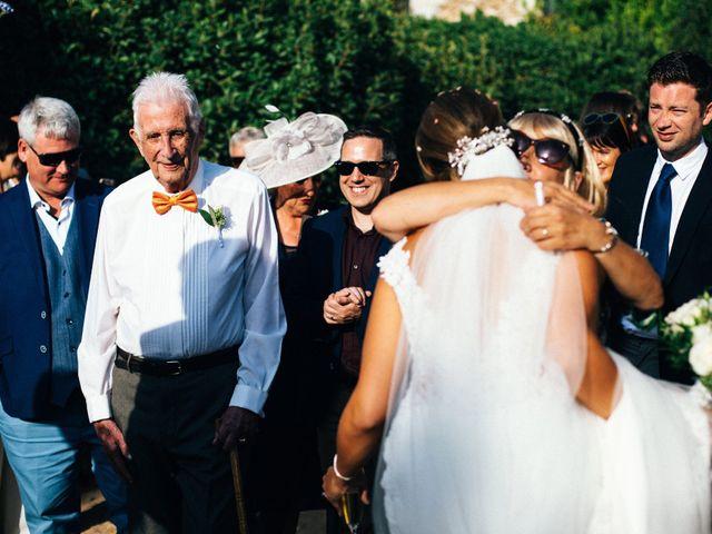 La boda de Zachary y Claudia en La Bisbal d'Empordà, Girona 19