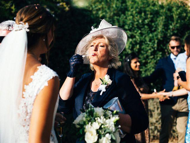 La boda de Zachary y Claudia en La Bisbal d'Empordà, Girona 21