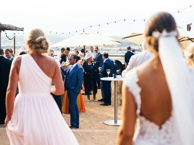 La boda de Zachary y Claudia en La Bisbal d'Empordà, Girona 24
