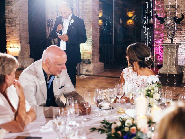 La boda de Zachary y Claudia en La Bisbal d'Empordà, Girona 37