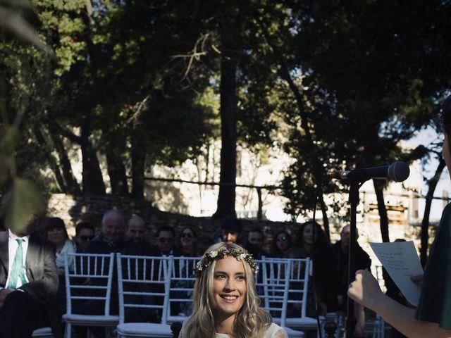 La boda de Albert y Manuela en Sant Marti De Centelles, Barcelona 19