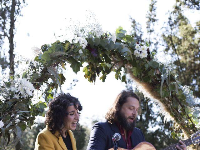 La boda de Albert y Manuela en Sant Marti De Centelles, Barcelona 22