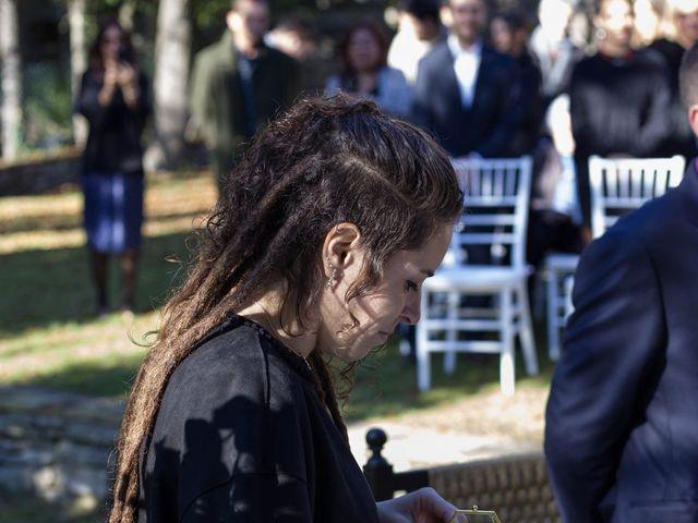 La boda de Albert y Manuela en Sant Marti De Centelles, Barcelona 24
