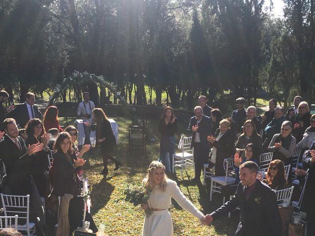 La boda de Albert y Manuela en Sant Marti De Centelles, Barcelona 29