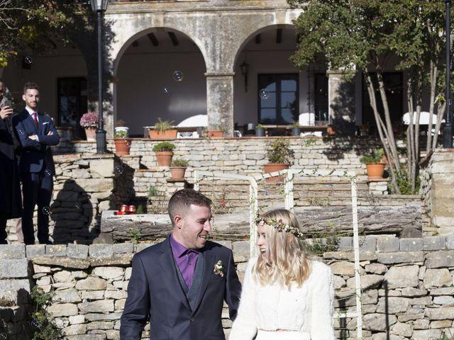 La boda de Albert y Manuela en Sant Marti De Centelles, Barcelona 31