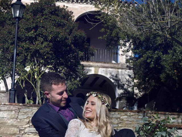 La boda de Albert y Manuela en Sant Marti De Centelles, Barcelona 35