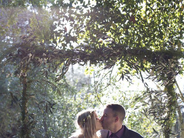 La boda de Albert y Manuela en Sant Marti De Centelles, Barcelona 36