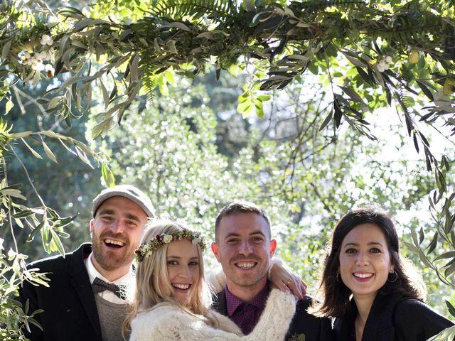 La boda de Albert y Manuela en Sant Marti De Centelles, Barcelona 38
