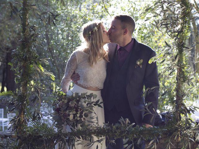 La boda de Manuela y Albert