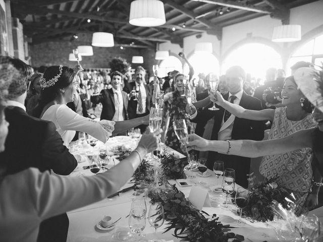 La boda de Eduardo y Patricia en Villamayor De Monjardin, Navarra 25
