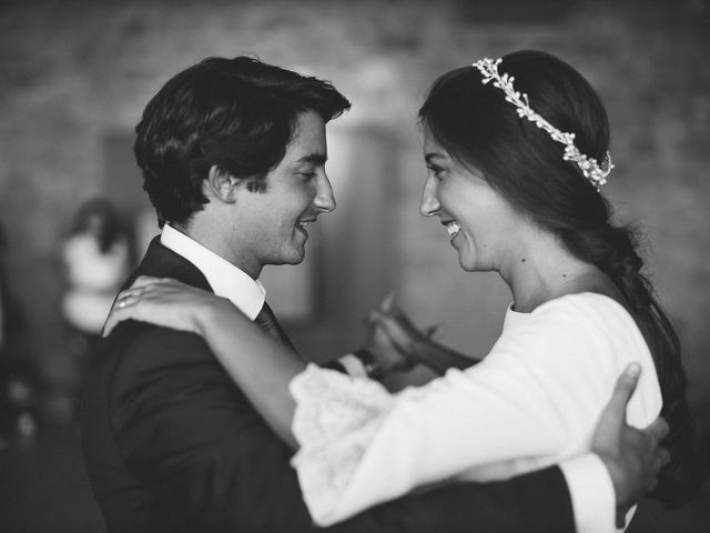 La boda de Eduardo y Patricia en Villamayor De Monjardin, Navarra 28