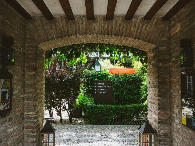 La boda de Daniel y Krystyna en Toledo, Toledo 3