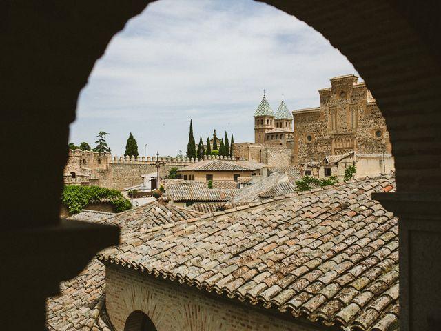 La boda de Daniel y Krystyna en Toledo, Toledo 5
