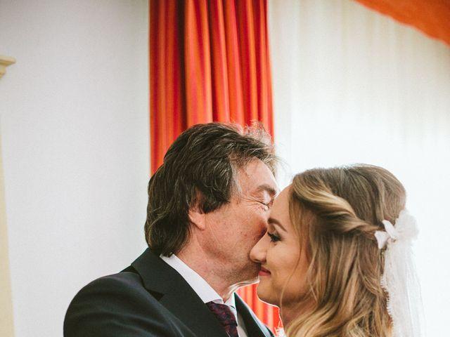 La boda de Daniel y Krystyna en Toledo, Toledo 40