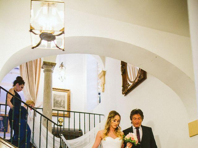 La boda de Daniel y Krystyna en Toledo, Toledo 42