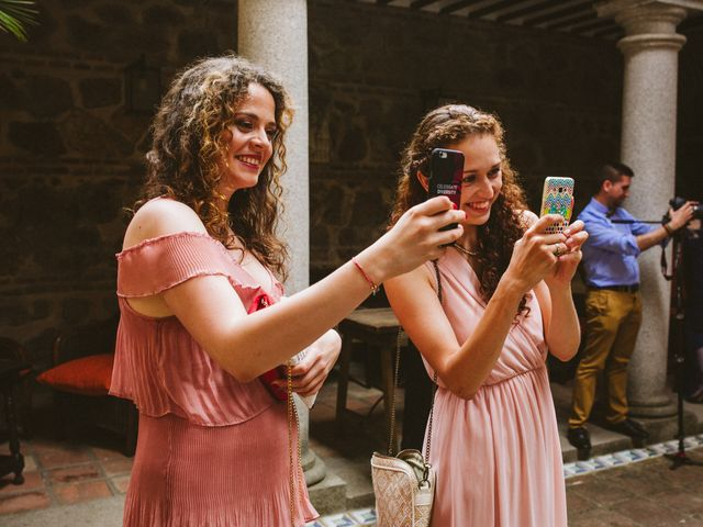 La boda de Daniel y Krystyna en Toledo, Toledo 43