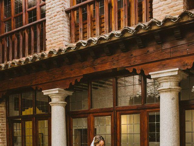 La boda de Daniel y Krystyna en Toledo, Toledo 44