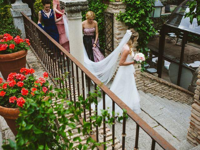 La boda de Daniel y Krystyna en Toledo, Toledo 45