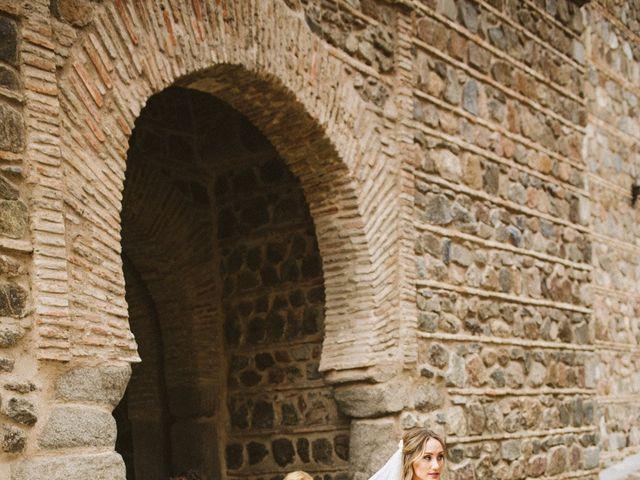 La boda de Daniel y Krystyna en Toledo, Toledo 48