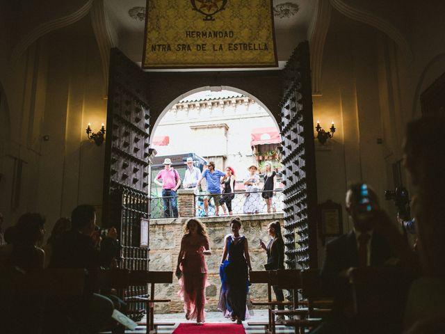 La boda de Daniel y Krystyna en Toledo, Toledo 52