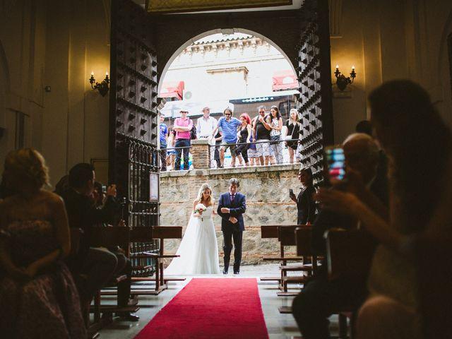 La boda de Daniel y Krystyna en Toledo, Toledo 53