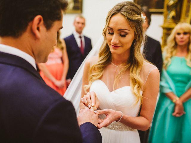La boda de Daniel y Krystyna en Toledo, Toledo 77
