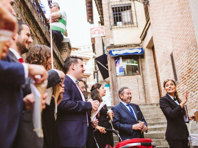 La boda de Daniel y Krystyna en Toledo, Toledo 82