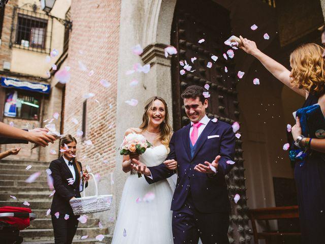 La boda de Daniel y Krystyna en Toledo, Toledo 83