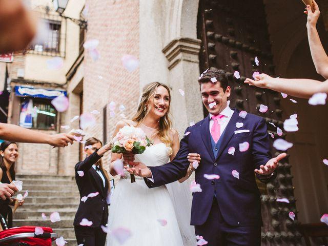La boda de Daniel y Krystyna en Toledo, Toledo 84