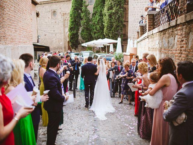 La boda de Daniel y Krystyna en Toledo, Toledo 85