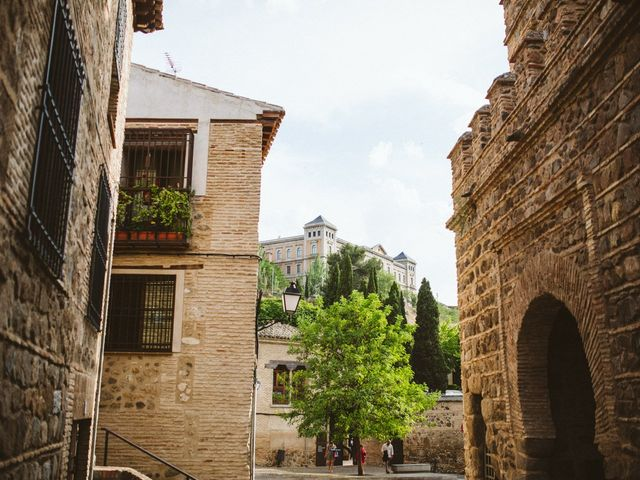 La boda de Daniel y Krystyna en Toledo, Toledo 86