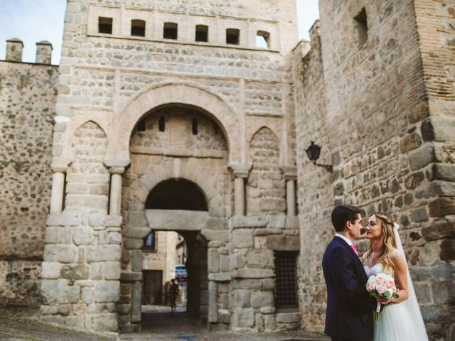 La boda de Daniel y Krystyna en Toledo, Toledo 1