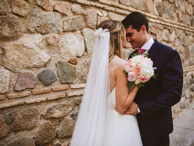 La boda de Daniel y Krystyna en Toledo, Toledo 87