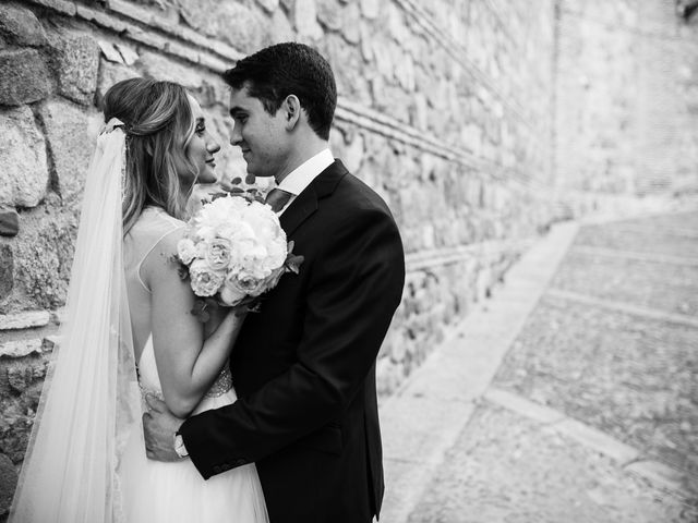 La boda de Daniel y Krystyna en Toledo, Toledo 88