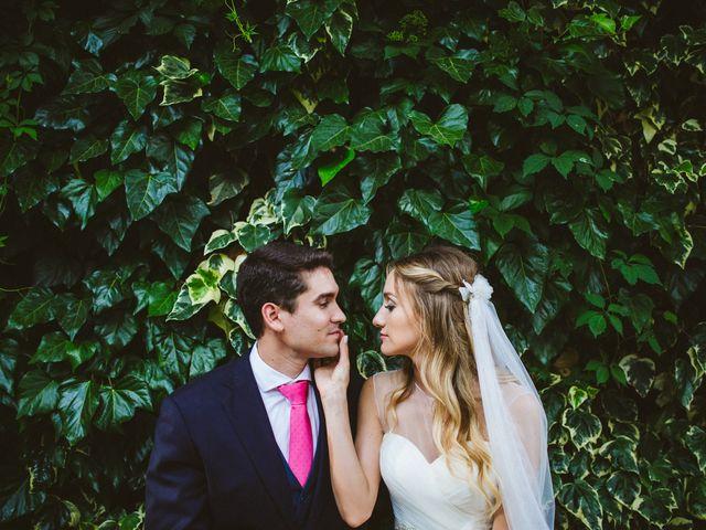 La boda de Krystyna y Daniel