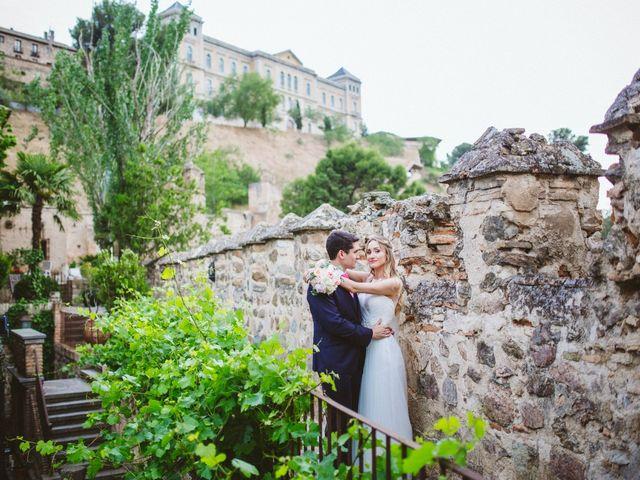 La boda de Daniel y Krystyna en Toledo, Toledo 2